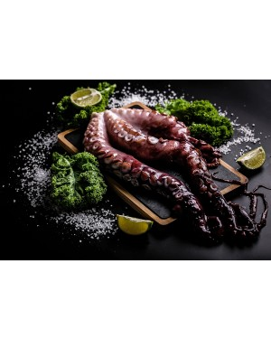 Pulpo Entero